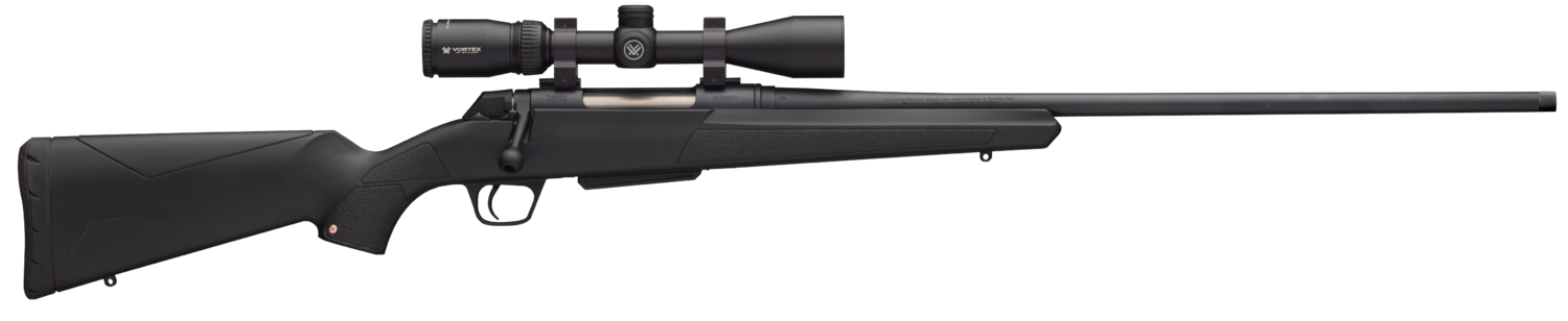 CARABINES A VERROU XPR SCOPE COMBO THREADED